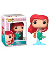 Pop! Disney - The Little Mermaid - Ariel with Bag