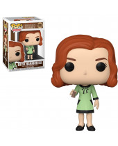 Pop! Television - The Queens Gambit - Beth Harmon with Rook