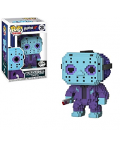 Pop! 8-Bit - Friday the 13th - Jason Voorhees (Exclusive)