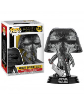 Pop! Star Wars - Knight of Ren (Heavy Blade) (Chrome)