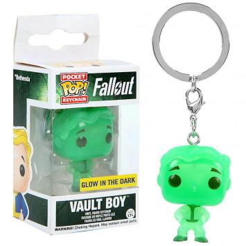 Pop! Pocket Keychain - Fallout - Vault Boy (Glow In The Dark)