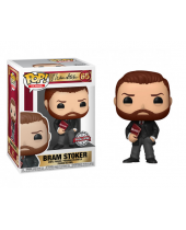 Pop! Icons - Bram Stoker (Special Edition)
