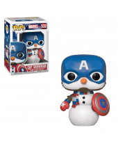Pop! Marvel - Cap Snowman