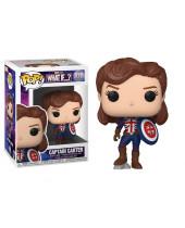 Pop! Marvel Studios - What If - Captain Carter