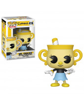 Pop! Games - Cuphead - Ms. Chalice