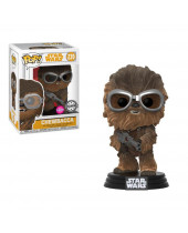 Pop! Star Wars - Chewbacca (Exclusive, Flocked)