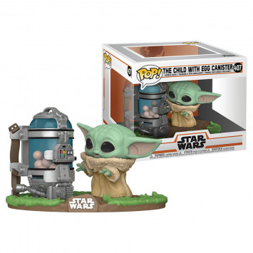 Pop! Star Wars - The Child with Egg Canister