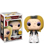 Pop! Movies - Bride of Chucky - Tiffany (Chase)