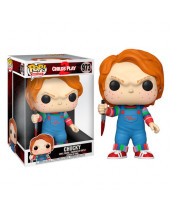 Pop! Movies - Childs Play - Chucky (Super Sized, 25 cm)