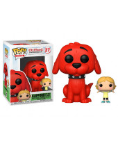 Pop! Books - Clifford the Big Red Dog - Clifford with Emily Elizabeth