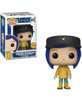 Pop! Animation - Coraline - Coraline in Raincoat (Chase)