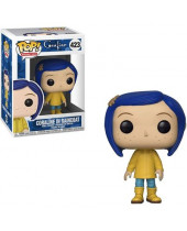 Pop! Animation - Coraline - Coraline in Raincoat