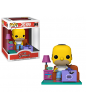 Pop! Television - The Simpsons - Couch Homer (Oversized, 18 cm)