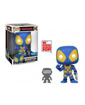 Pop! Marvel - Deadpool - Blue Deadpool (Thumbs Up) (Super Sized, 25cm)