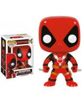 Pop! Marvel - Deadpool - Deadpool Two Swords