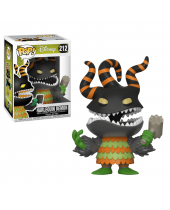 Pop! Nightmare Before Christmas - Harlequin Demon
