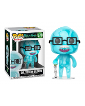 Pop! Animation - Rick and Morty - Dr. Xenon Bloom