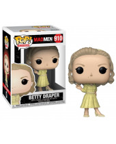 Pop! Television - MadMen - Betty Draper