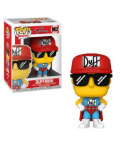 Pop! Television - The Simpsons - Duffman