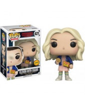 Pop! Television - Stranger Things - Eleven with Eggos (Chase)