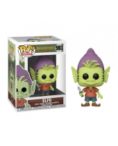 Pop! Animation - Disenchantment - Elfo