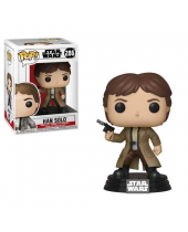 Pop! Star Wars - Endor Han
