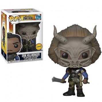 Pop! Marvel - Black Panther - Erik Killmonger (Chase)