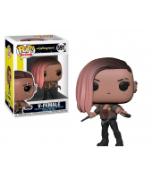Pop! Games - Cyberpunk 2077 - V-Female