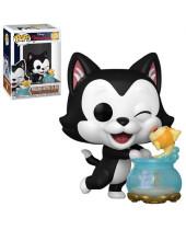 Pop! Disney - Pinocchio - Figaro with Cleo