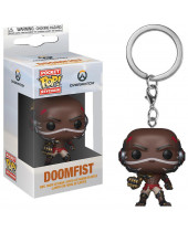 Pop! Pocket Keychain - Overwatch - Doomfist