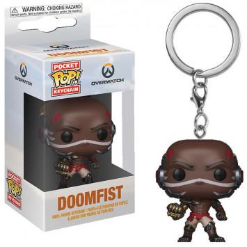 Pop! Pocket Keychain - Overwatch - Doomfist