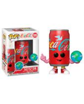 Pop! Coca-Cola - Flowery Coca-Cola Can