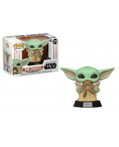 Pop! Star Wars - The Mandalorian - The Child with Frog