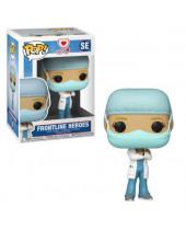 Pop! Frontline Heroes - Frontline Hero Female (v2)