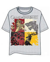Game of Thrones Houses (T-Shirt)