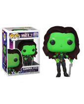 Pop! Marvel Studios - What If - Gamora, Daughter of Thanos