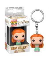 Pop! Pocket Keychain - Harry Potter - Ginny (Yule)