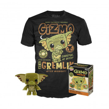 Pop! Gremlins - Gizmo Tee Box