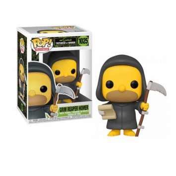Pop! Television - The Simpsons - Grim Reaper Homer