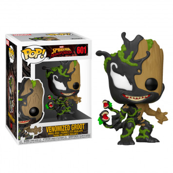 Pop! Spider-Man Maximum Venom - Venomized Groot