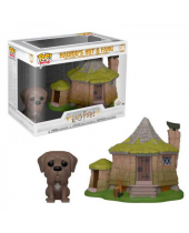 Pop! Town - Harry Potter - Hagrids Hut and Fang