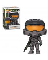 Pop! Games - Halo - Spartan Mark VII with VX78 Commando Rifle