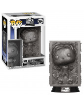 Pop! Star Wars - Han Solo (Carbonite)