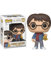 Pop! Movies - Harry Potter - Harry Potter (Holiday)