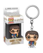 Pop! Pocket Keychain - Harry Potter - Harry Potter (Holiday)