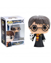 Pop! Movies - Harry Potter - Harry Potter with Hedwig
