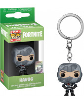 Pop! Pocket Keychain - Fortnite - Havoc