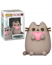 Pop! Animated - Pusheen - Pusheen with Heart