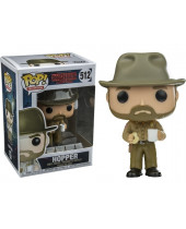 Pop! Television - Stranger Things - Hopper