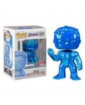 Pop! Marvel - Avengers Endgame - Hulk (Blue Chrome)